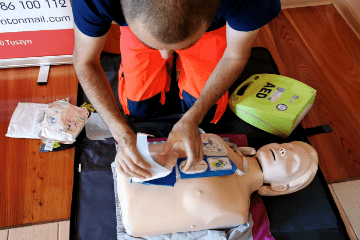 KURS BLS-AED - PODSTAWOWY